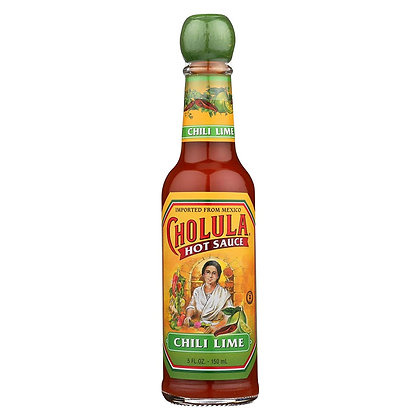 Cholula Chili Lime Hot Sauce (5 oz)