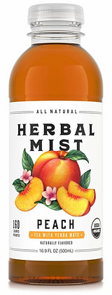 Herbal Mist Peach Tea