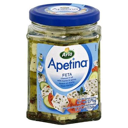Apetina Feta in Herbs & Oil