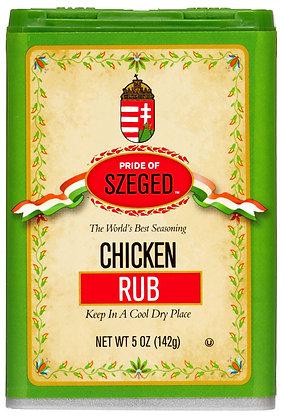 Szeged Chicken Rub