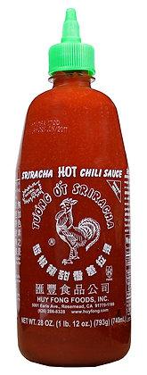 Sriracha Hot Chili Sauce (28 oz)