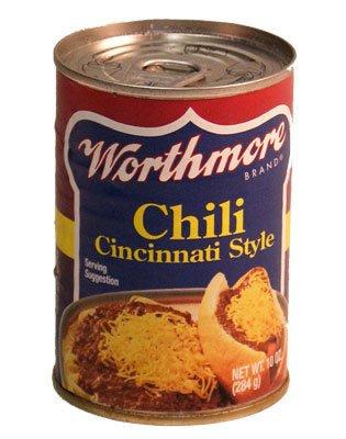 Worthmore Cincinnati Style Chili