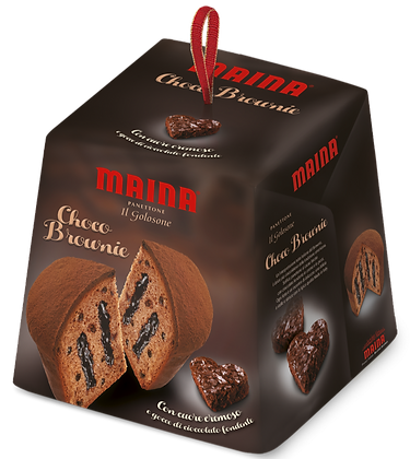 Maina Chocolate Brownie Panettone