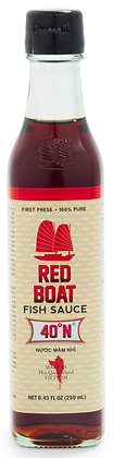 Red Boat Fish Sauce (8.45 oz)