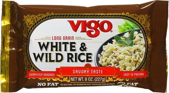Vigo White & Wild Rice