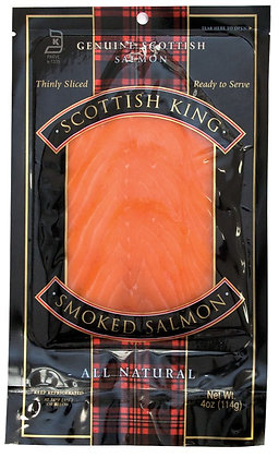 Macknight Scottish Smoked Salmon (4 oz)