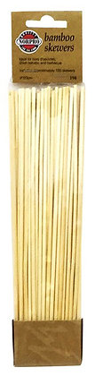 "Bamboo 9"" Skewers (100 ct)"