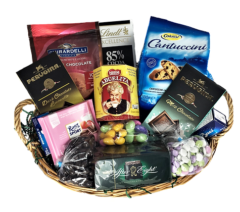 The Chocolate Lovers Basket