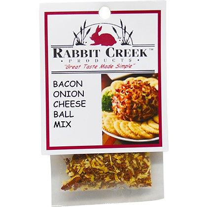 Rabbit Creek Bacon Onion Cheese Ball Mix