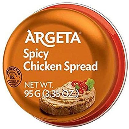Argeta Spicy Chicken Spread