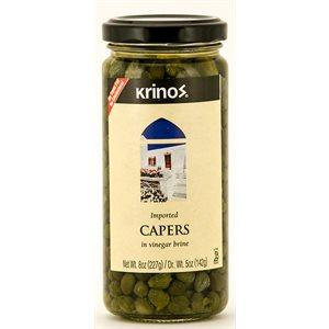 Krinos Capers (8 oz)