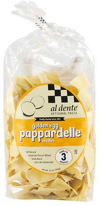 Al Dente Golden Egg Pappardelle