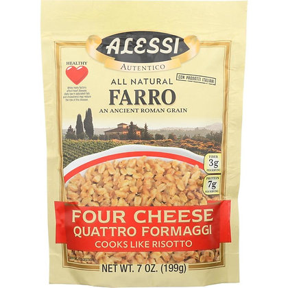 Alessi Farro Four Cheese