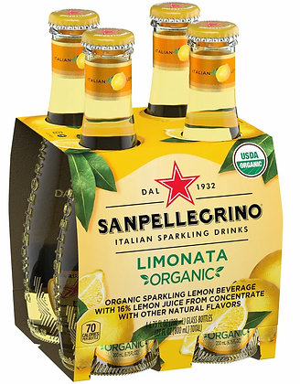 San Pellegrino Limonata/Lemon Bottles (4 pack)
