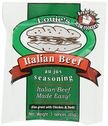 Louie's Italian Beef Seasoning
