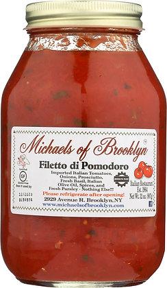Michael's of Brooklyn Filetto di Pomodoro