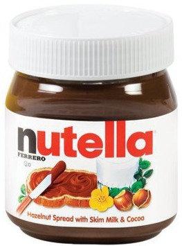 Nutella Hazelnut Spread (13 oz)