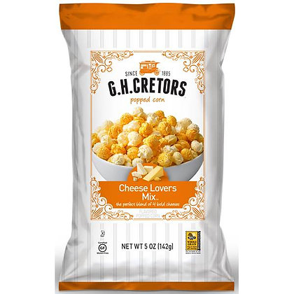 GH Cretors Cheese Lovers Popcorn
