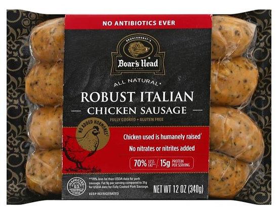 Boar's Head Robust Italian Chicken Sausage