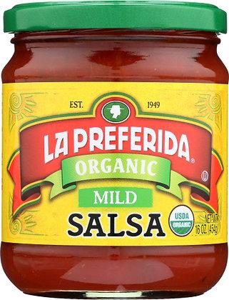 La Preferida Organic Mild Salsa