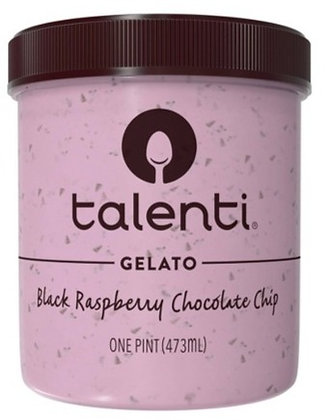 Talenti Black Raspberry Chocolate Chip