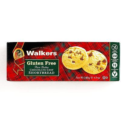 Walkers Gluten Free Chocolate Chip Cookies