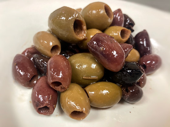 Five Pitted Olive Mix