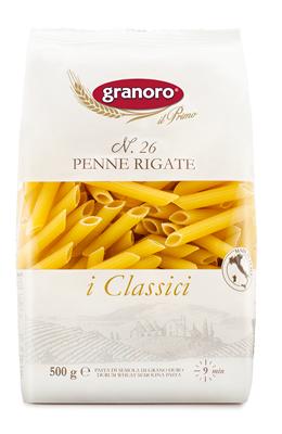 Granoro Penne Rigate #26