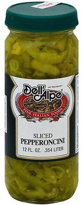 Dell 'Alpe Sliced Pepperoncini