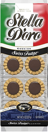 Stella D'Oro Swiss Fudge Cookies