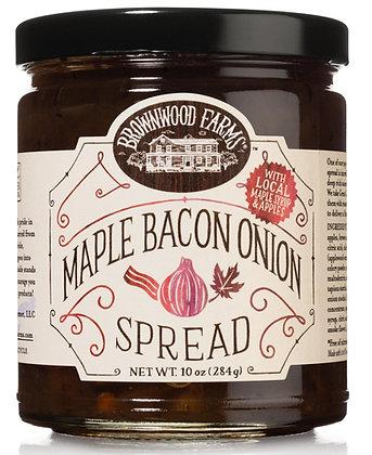 Brownwood Farms Maple Bacon Onion Jam