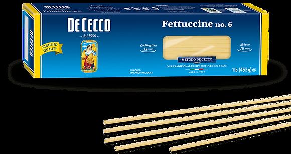 DeCecco Fettuccine #6