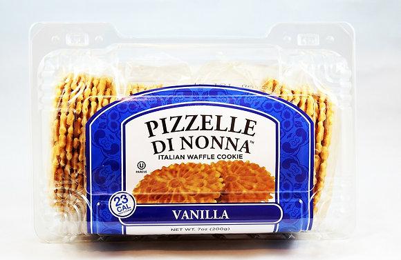 Pizzelle Di Nonna Vanilla