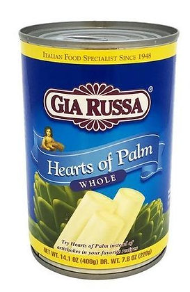 Gia Russa Hearts of Palm