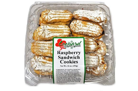 Leonard's Raspberry Sandwich