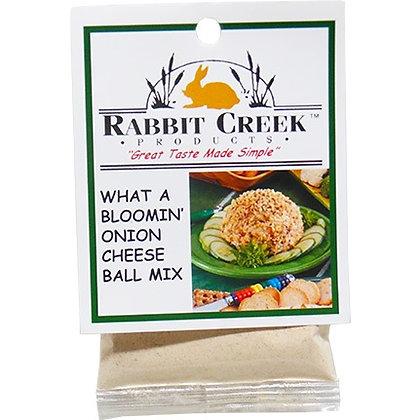 Rabbit Creek Bloomin' Onion Cheese Ball Mix
