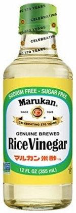 Marukan Rice Vinegar (12 oz)