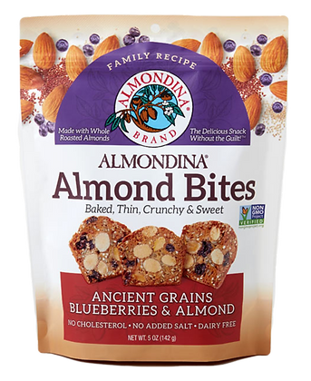 Almondina Ancient Grains, Blueberries & Almonds