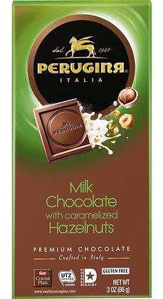 Perugina Milk Chocolate with Caramelized Hazelnuts