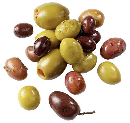Tunisian Olives (Hot Mix)