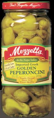 Mezzetta Golden Greek Pepperoncini