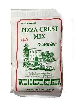 Weisenberger Pizza Crust Mix