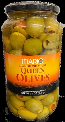 Mario Pimiento Stuffed Olives