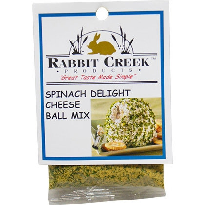 Rabbit Creek Spinach Delight Cheese Ball Mix