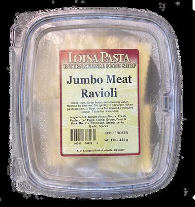 Jumbo Meat Ravioli