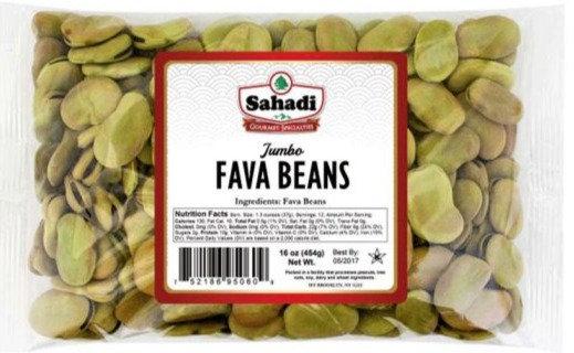 Sahadi Jumbo Fava Beans