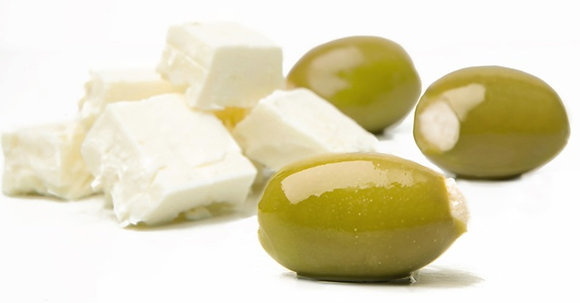Greek Olives with Feta