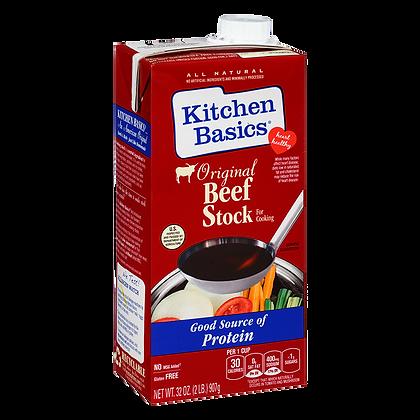 Kitchen Basics Beef Stock (32 oz)