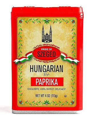 Szeged Hungarian Hot Paprika