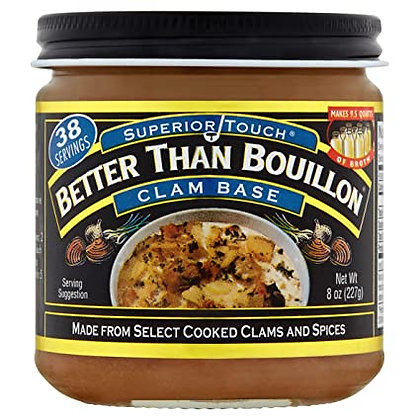Better Than Bouillon Clam Base